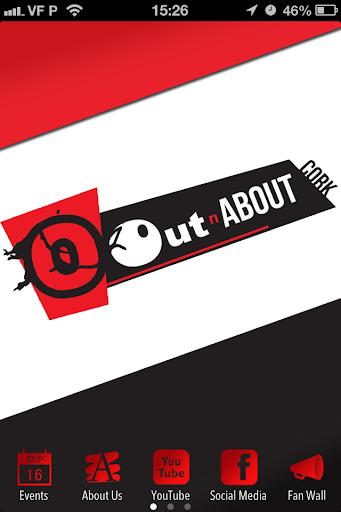 玩商業App|OutNAbout: Cork免費|APP試玩