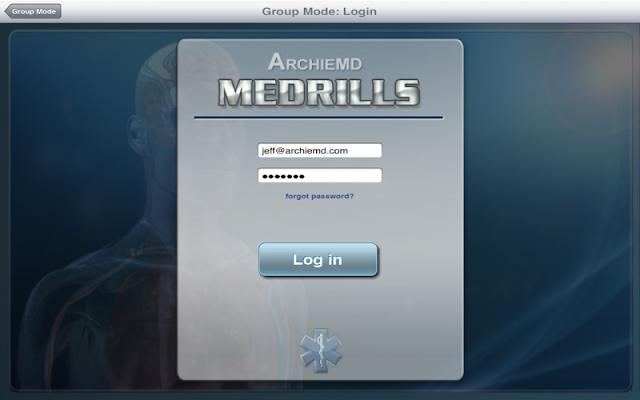 Medrills: Group or Single User - screenshot