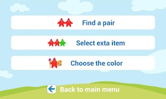 Screenshot of Learn Colors for Toddlers