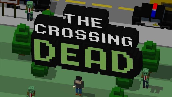 The Crossing Dead: Crossy Zombie Apocalypse Road screenshot