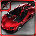 Supercar 3D Live wallpaper LWP icon