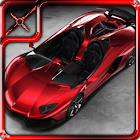 Supercar 3D Live wallpaper LWP icon