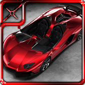 Supercar 3D Live wallpaper LWP
