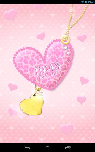 玩個人化App|pink heart LiveWallpaper免費|APP試玩