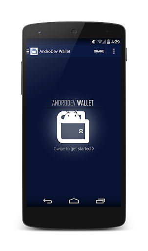 AndroDev Wallet Dev C Admob..