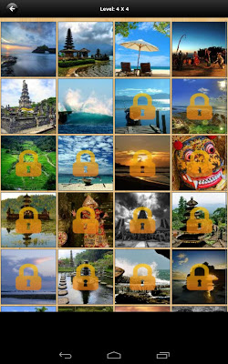 Bali Jigsaw Puzzle - screenshot