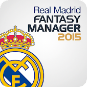 Real Madrid Fantasy Manager'15