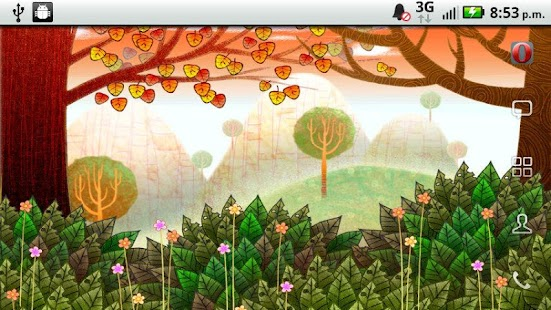Autumn Leaves - screenshot thumbnail
