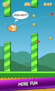 [Download Crazy Bird for PC] Screenshot 4