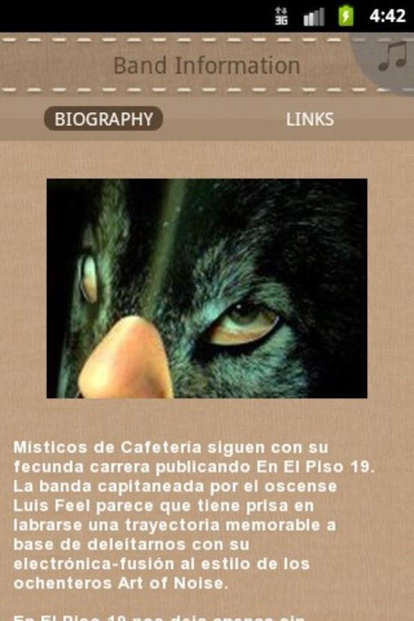 Misticos de Cafeteria - screenshot