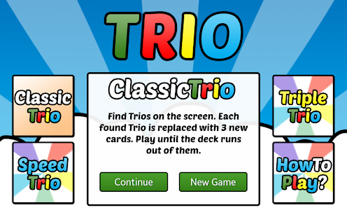 Trio - screenshot thumbnail