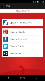 Runtastic Squats - screenshot thumbnail