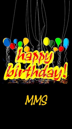 Happy Birthday MMS