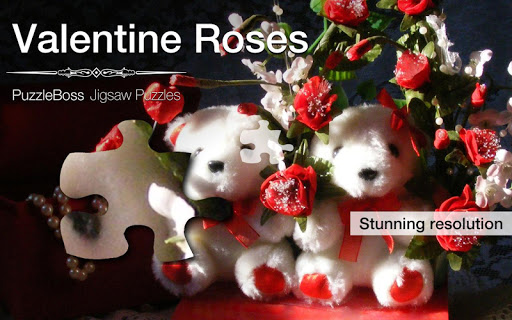 Rose Jigsaw Puzzles
