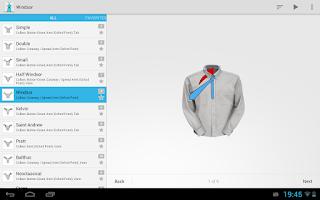 Screenshot of Tie Deluxe