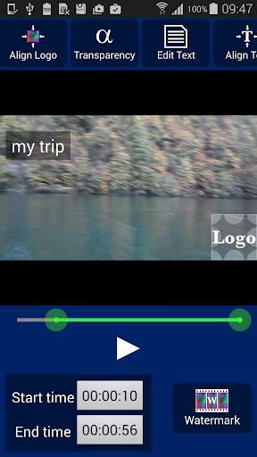 Watermark Video Plus