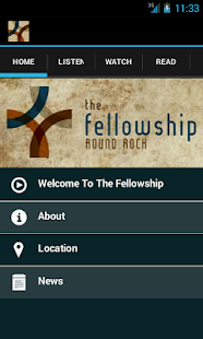 The Fellowship Round Rock - screenshot thumbnail