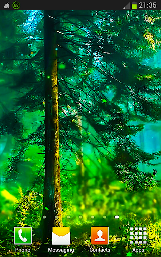 Forest HD Live Wallpapers