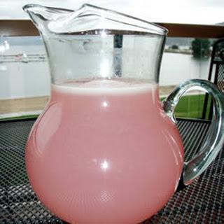 Amy's Lavender Lemonade.