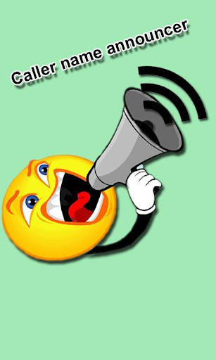 caller name talker-Announcer