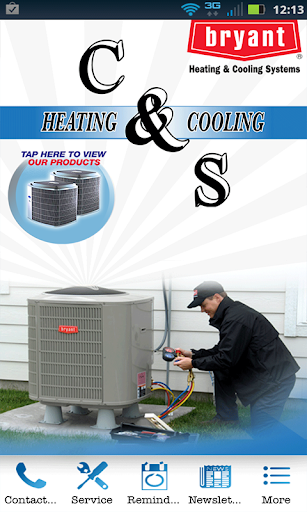 C S Heating Cooling