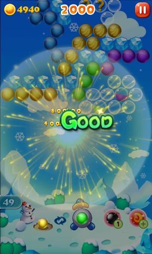 Fruit Bubble Shooter