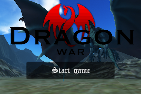 Dragon Fighter Fire War 3D