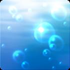 Bubble Live Wallpaper Trial icon