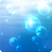 Bubble Live Wallpaper Trial