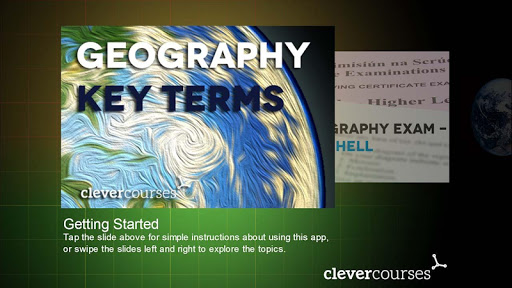 Geography Key Terms