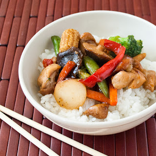 Teriyaki Chicken Rice Bowls