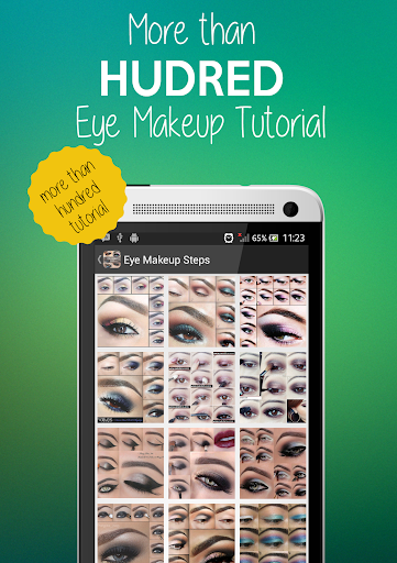 Eye Makeup Steps