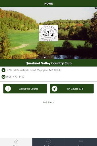 Quashnet Valley Country Club