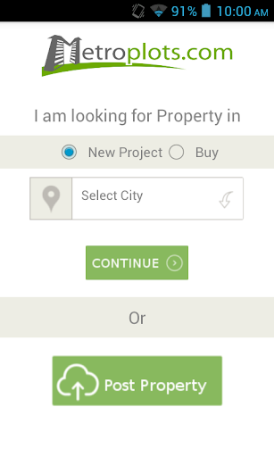 Real Estate Property Search
