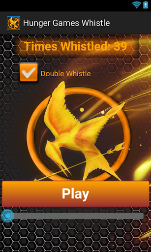 Hunger Games Whistle