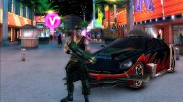 Screenshot of Gangstar Vegas
