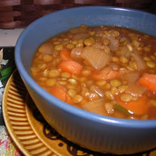 Lentil Soup III.