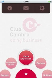 ClubCambra doing business- screenshot thumbnail