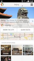 Screenshot of Beijing City Guide