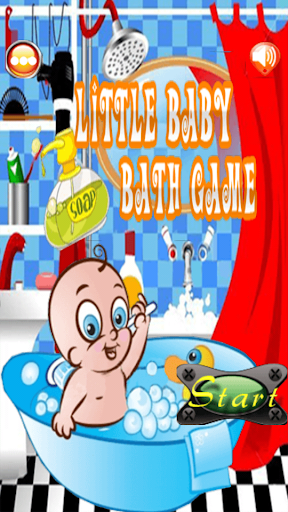 Little Baby Bath Game