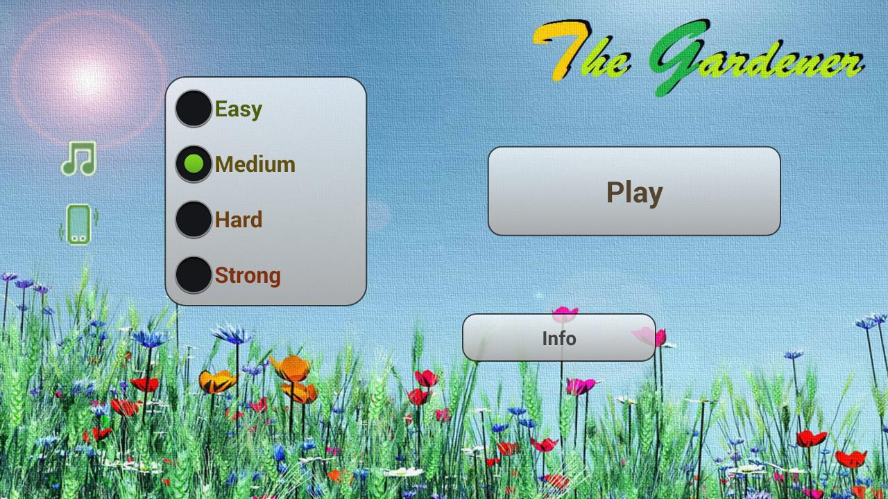 The Gardener - screenshot