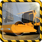 Road Roller Parken Erweiterte icon