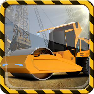 Road Roller Parking Extended for PC and MAC