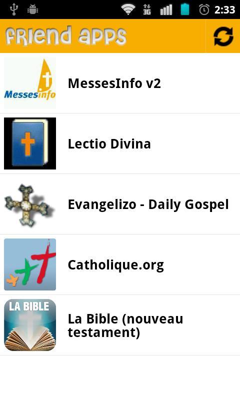 MessesInfo- screenshot