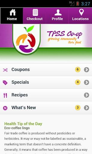 TPSS Co-op