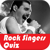 Rock Singers Name Quiz