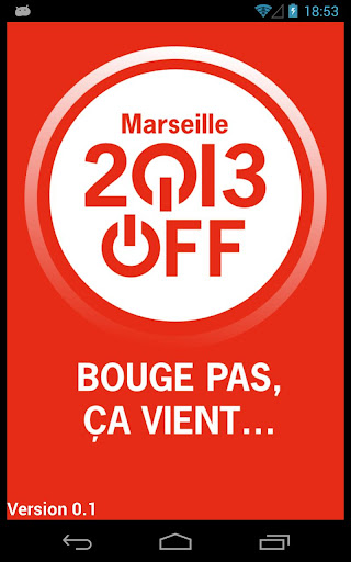 Marseille OFF 2013