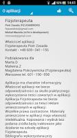 Screenshot of Fizjoterapeuta - uFizjo.pl