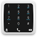 exDialer Mint Blue theme icon