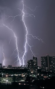 Thunderstorm Live Wallpaper screenshot 0